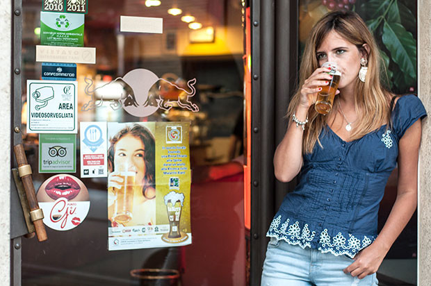 Gli italiani bevono la Birra del Cuore